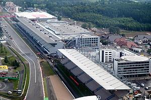 Formula 1 Breaking news Nurburgring 'confident' of 2013 German GP