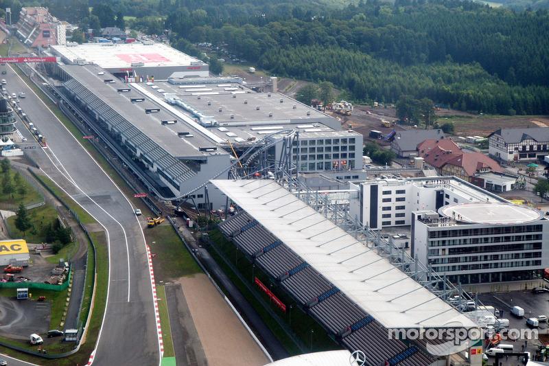 Nurburgring 'confident' of 2013 German GP