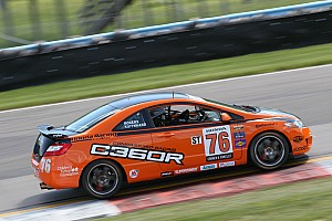 Grand-Am Breaking news Adam Burrows returns to C360R with Ray Mason for SCC 2013 season