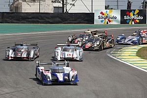 WEC Breaking news 6 Hours of Sao Paulo moved to Sunday in 2013