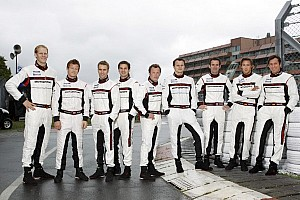 Endurance Breaking news Porsche annonces continuity for its works drivers