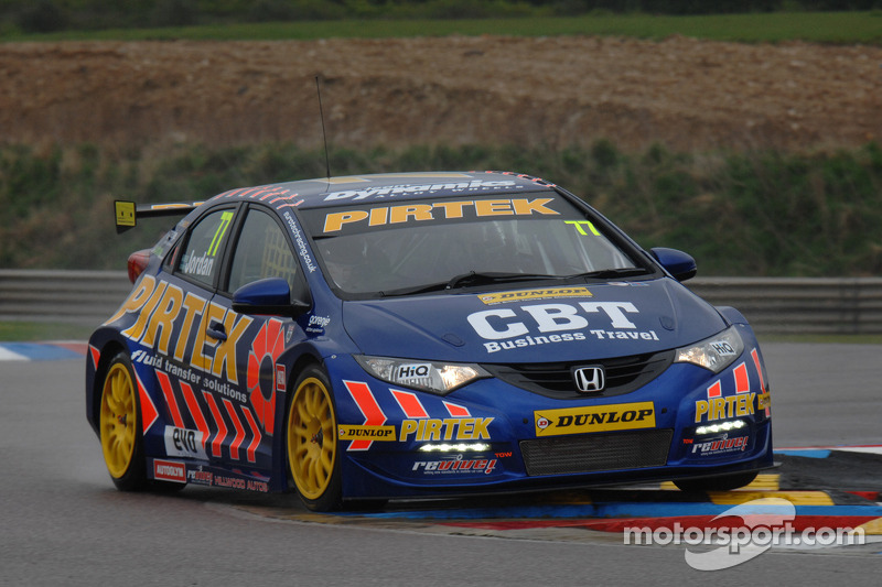 BTCC champion Andrew Jordan gets opportunity in SCC at Daytona