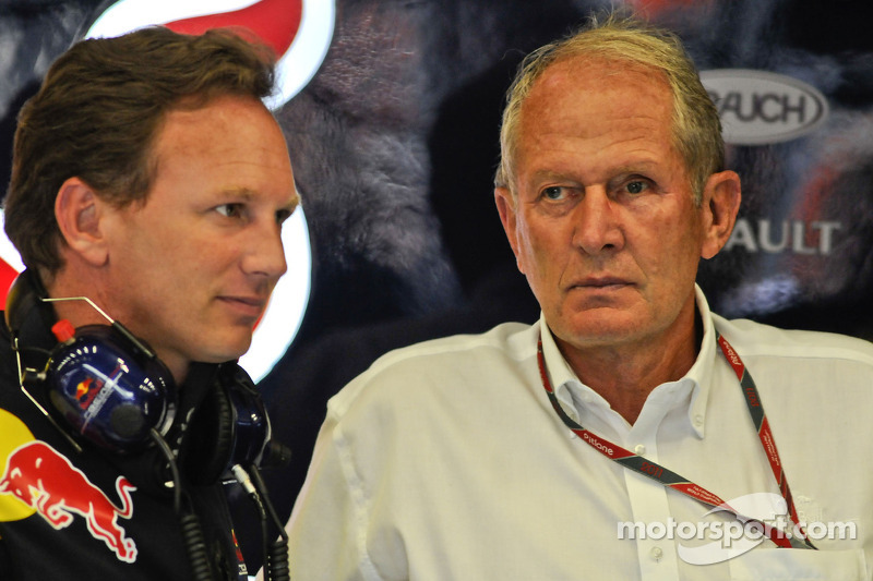 Mercedes 'too late' to poach boss Horner - Marko