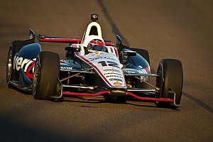 IndyCar Special feature Top moments of 2012, #14: Bad luck strikes Power for the third time