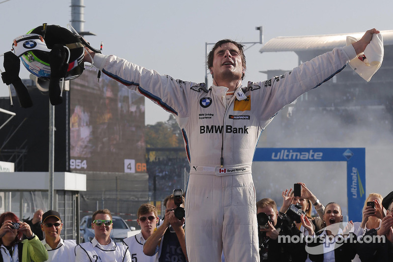 Top moments of 2012, #4: BMW returned and saw their dream come true - video
