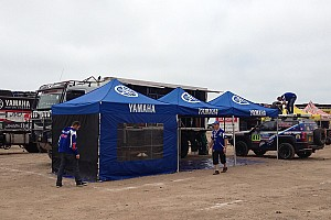 Dakar Preview Yamaha counts down to adventure for the 2013 Dakar Rally