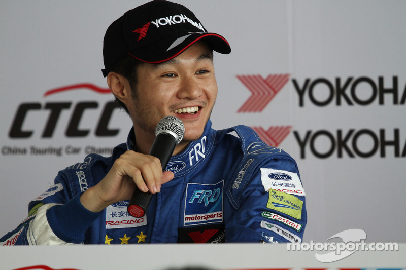 Chinese racer Rainey shares his thoughts on the Asian Le Mans Series debut