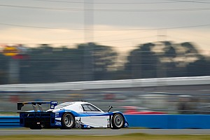 Grand-Am Testing report Valiante fast as Michael Shank Racing strong in Daytona24 testing - video