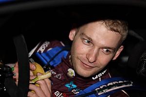 WRC Leg report Novikov moves his Fiesta into third on the Monte's leg 3