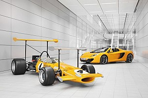 Formula 1 Special feature 2013: Celebrating 50 years of McLaren