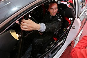 Formula 1 Breaking news Kubica on 'slow' road back to F1