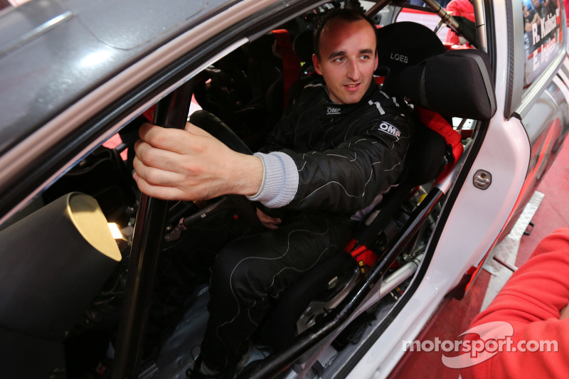 Kubica on 'slow' road back to F1