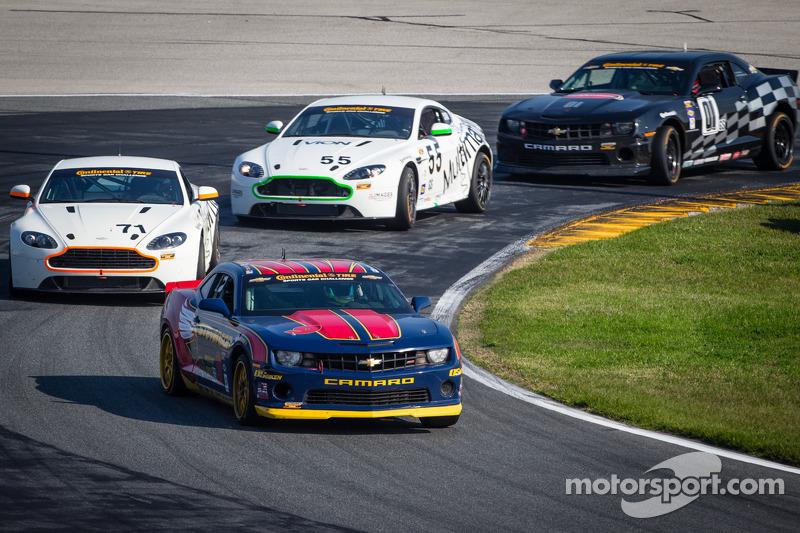 Stevenson Motorsports scores sixth on SCC opening at Daytona