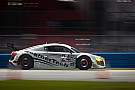 WeatherTech Racing Audi R8 second after six hours in Rolex 24 at Daytona