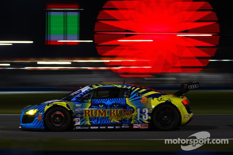 A word from Markus Winkelhock on Daytona 24 Hours
