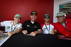 Grand-Am Race report Memorable second Rolex 24 for AF Waltrip Racing