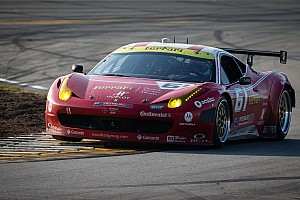 Grand-Am Race report Jeff Segal battles through challenging Rolex 24 at Daytona weekend