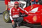 """De la Rosa's """"premier"""" as a Ferrari man"""