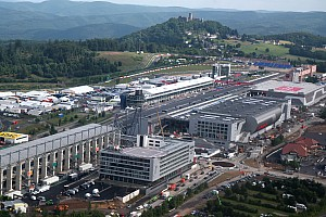 Formula 1 Rumor Nurburgring not giving up on 2013 German GP