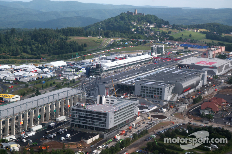 Nurburgring not giving up on 2013 German GP