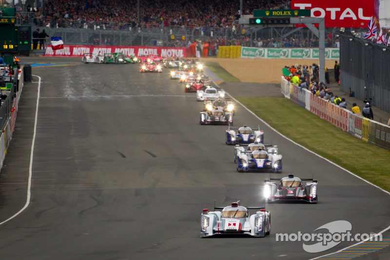 The 2013 Le Mans 24 Hours: An exceptional field!