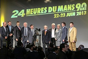 Official entry list for the 2013 24 Hours of Le Mans (updated)