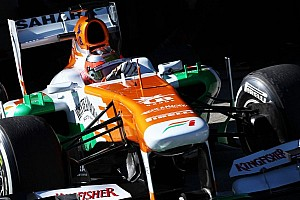 Formula 1 Breaking news Sutil not giving up on Force India chance