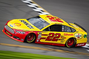 NASCAR Cup Preview Joey Logano prepared for first start in Penske Ford at Daytona Unlimited