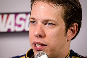 NASCAR Cup Interview Keselowski feels comfortable being himself