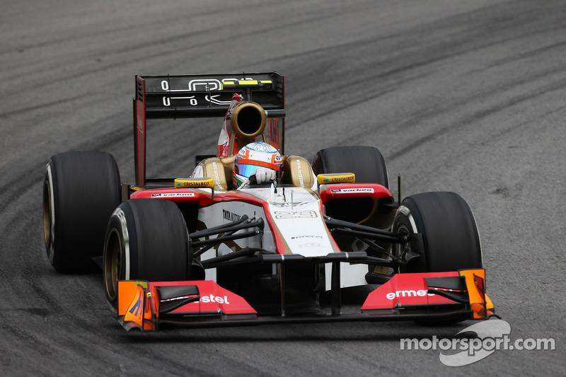 Pirelli buys 2011 HRT car - report
