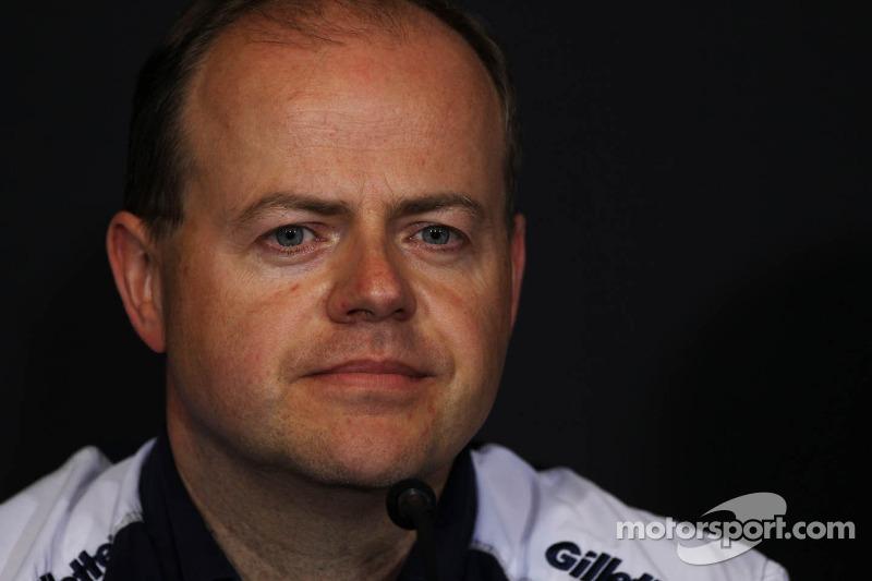 Williams not replacing Gillan, Wolff