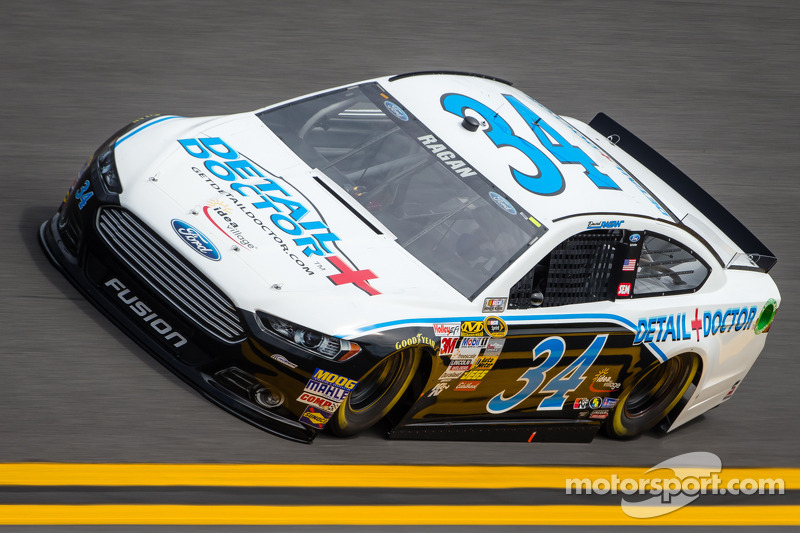 Front Row Fords can factor into Daytona 500 finish