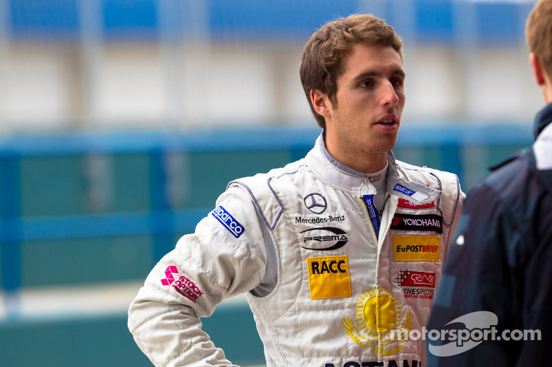 Juncadella plays down Mercedes reserve driver chances