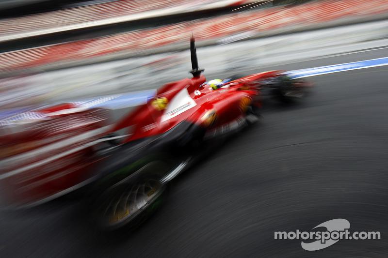 New Ferrari 'much better' than 2012 - Massa