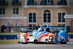 ALMS Breaking news BAR1 Motorsports add Johansson, Marcelli for Sebring 12H