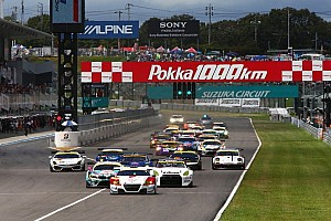 Asian Le Mans Breaking news Japan's GT300 class to race alongside ASLMS prototypes and GTs