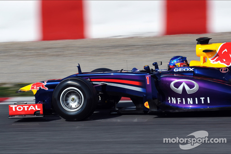 Vettel calls 2013 car 'Hungry Heidi'