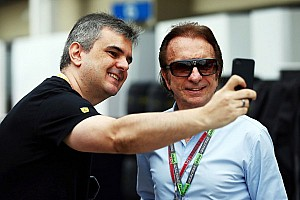 Formula 1 Breaking news McLaren's first ever World Champion, Fittipaldi, returns as a columnist