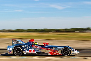 ALMS Qualifying report DeltaWing sets its fastest lap of the week in Sebring qualifying