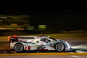 ALMS Race report Audi still strong in P1 after eight hours of Sebring 12H