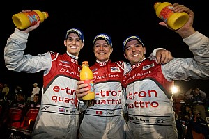 ALMS Race report Another historic success for Audi in the  Twelve Hours of Sebring