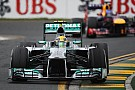 Good result for Hamilton and Mercedes in Melbourne