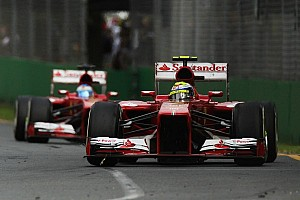 Formula 1 Commentary 'Massa should not be happy' - Briatore