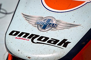 European Le Mans Breaking news Morand Racing will race with the Morgan LM P2
