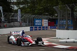 IndyCar Practice report AJ Foyt Racing's Sato ended fifth in Friday practice on the streets of St. Pete