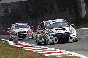 WTCC Race report Tiago Monteiro is top 5 in Monza