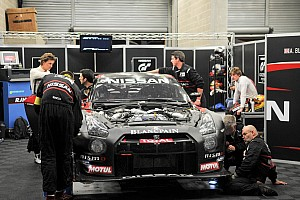 Blancpain Sprint Breaking news Nissan's racing season gets into gear with new series at Nogaro