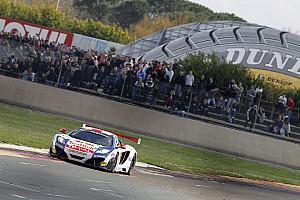 Blancpain Sprint Race report Loeb at Nogaro: A good performance with an unfortunate outcome
