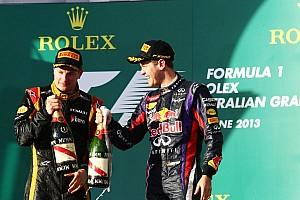 Formula 1 Breaking news Raikkonen 'a candidate' for Red Bull seat - Mateschitz