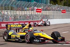 IndyCar Preview Servia and Panther DRR excited for return to Barber Motorsport Park